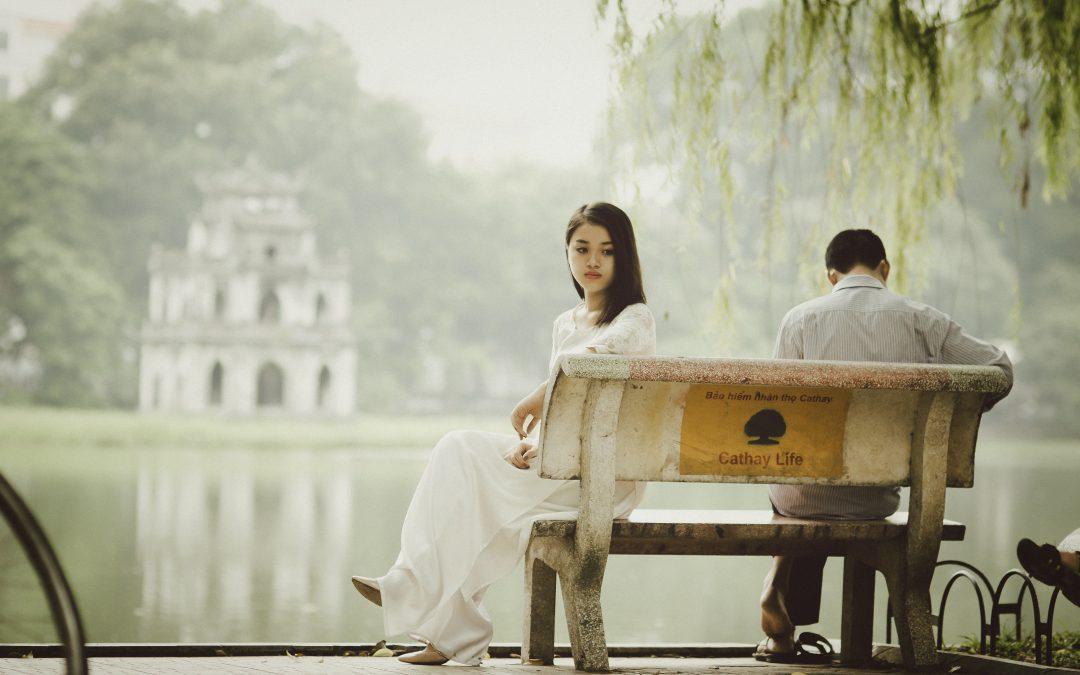 Unglücklich verliebt?  In 3 Schritten deinen Liebeskummer überwinden