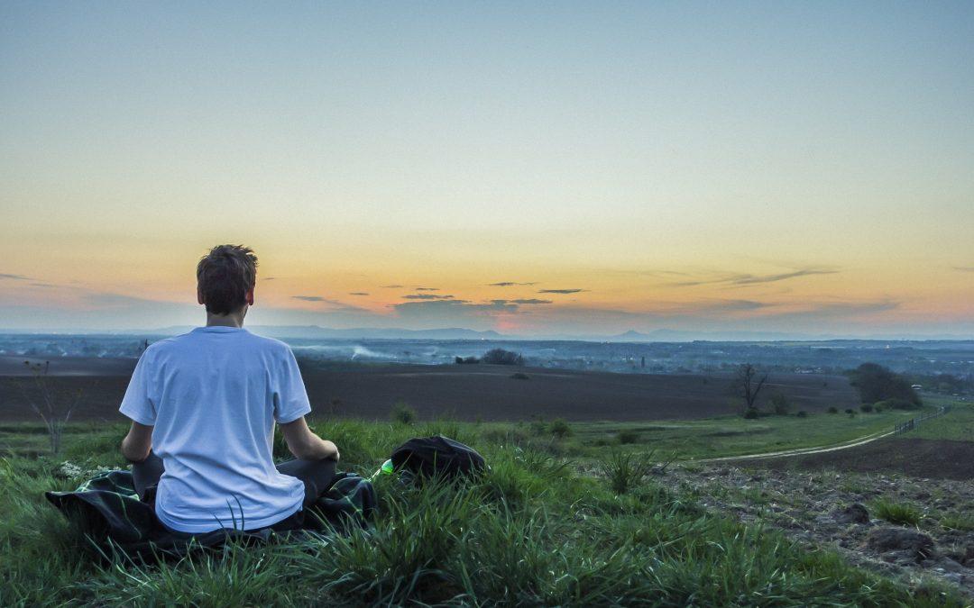 Meditieren lernen   5 einfache Schritte für Meditationsanfänger
