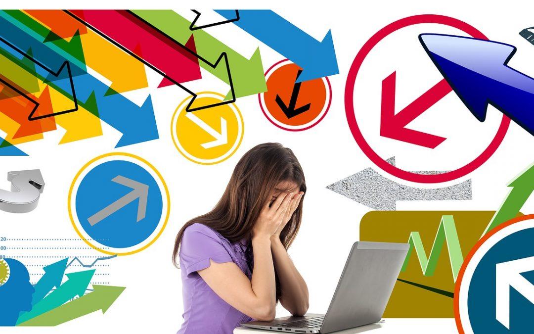 Stress bei der Arbeit | 3 Techniken um fokussiert und bewusst zu bleiben