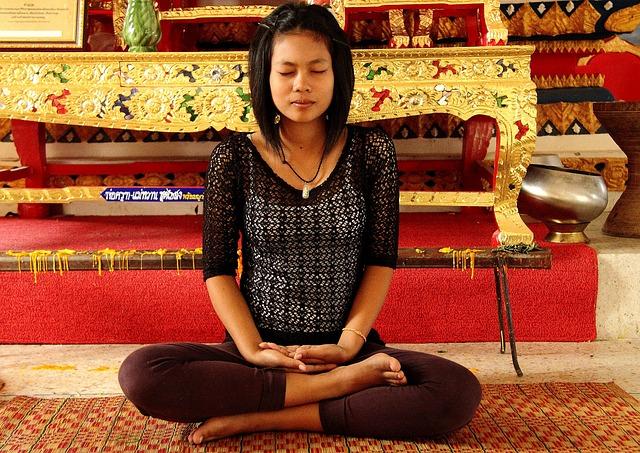 Positive Veränderung durch Meditation | Was bringt es wirklich?!