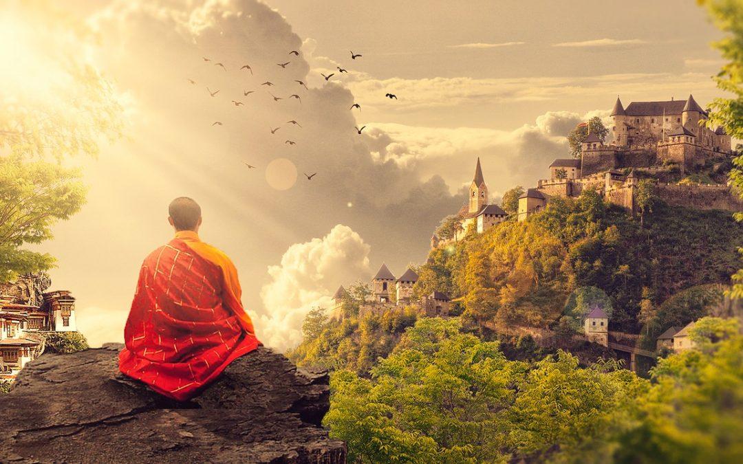 4 einfache Meditationstechniken für Anfänger
